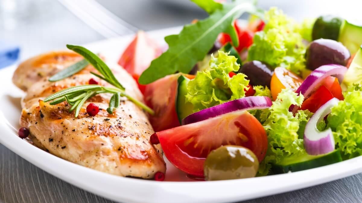 Dieta equilibrada Método en Forma